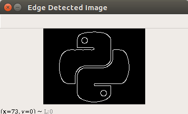 OpenCV Python - Edge Detection - Examples