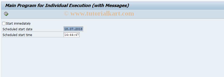 SAP TCode EWX2 - FI Analyze: Open Items