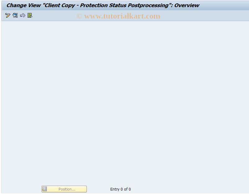 SAP TCode FINB_TR_CCM - Client Copy - Protection
