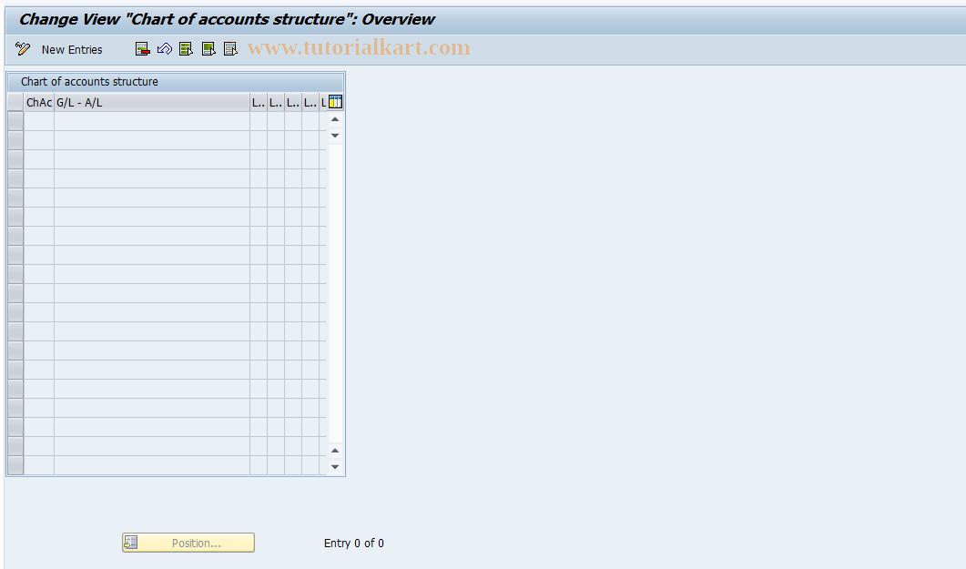 SAP TCode J1G_SM30_GS - Maintain J_1GGS