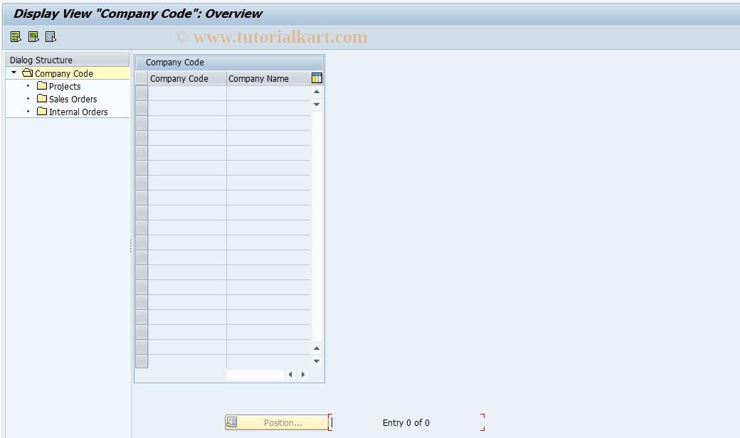 SAP TCode LSF_MAINT_ENH_FC - Maintain Enhanced Forecast
