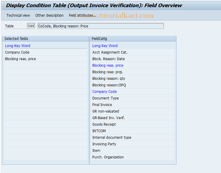 M812 SAP Tcode : Change Message Condition Table (IV
