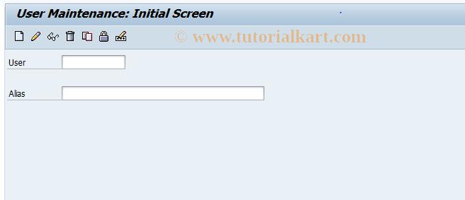 SAP TCode OY28 - Deactivate SAP*          Customizing