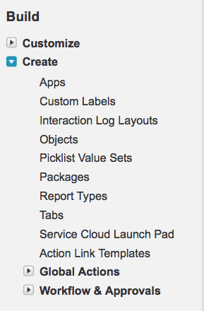 How to Create an APP In Salesforce