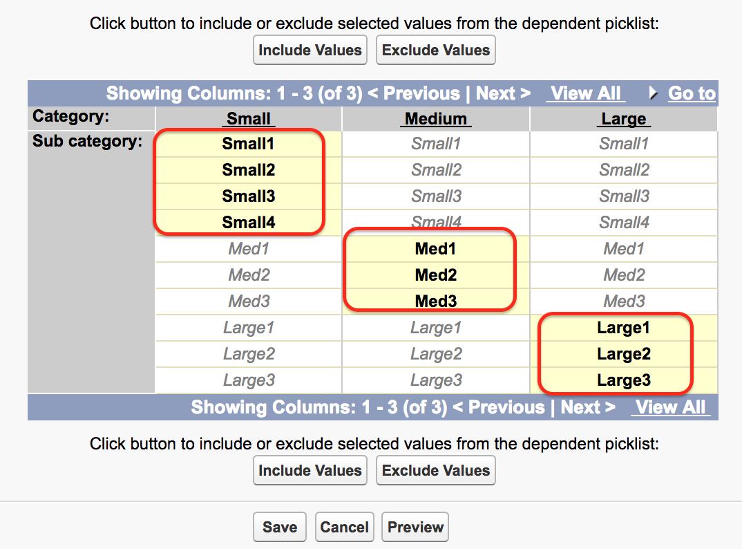 Field Dependencies in Salesforce