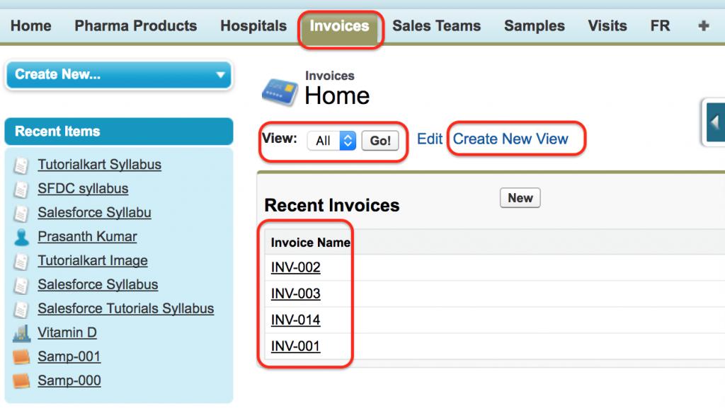 Creating Custom List Views In Salesforce