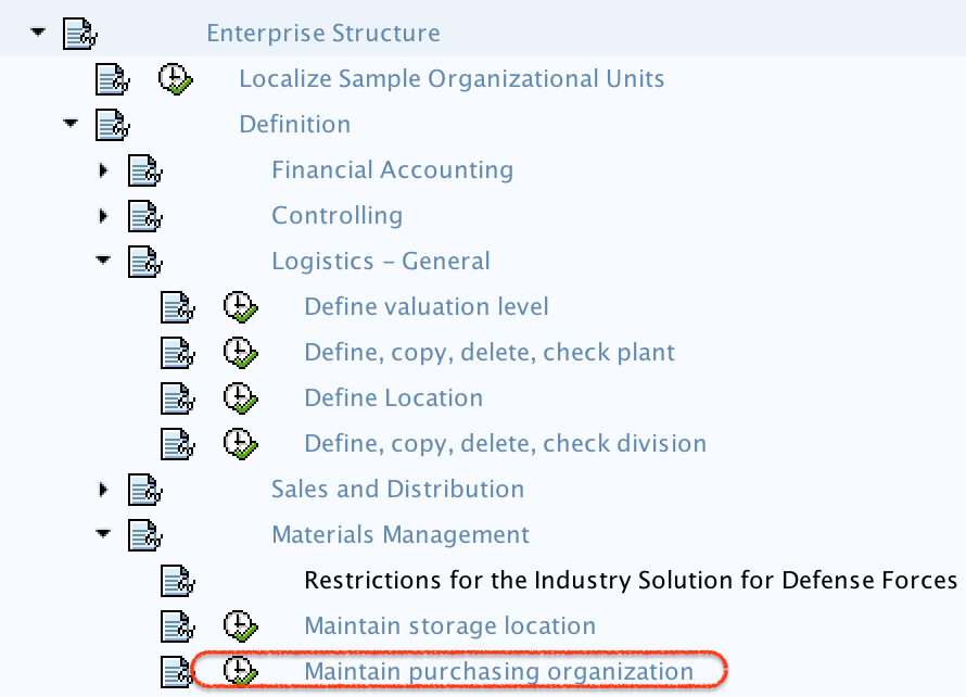 SAP MM- How to Define Purchase Organization in SAP