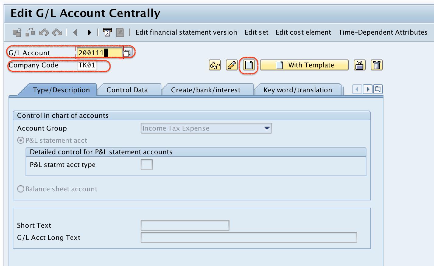 How to Create Sundry Debtors in SAP