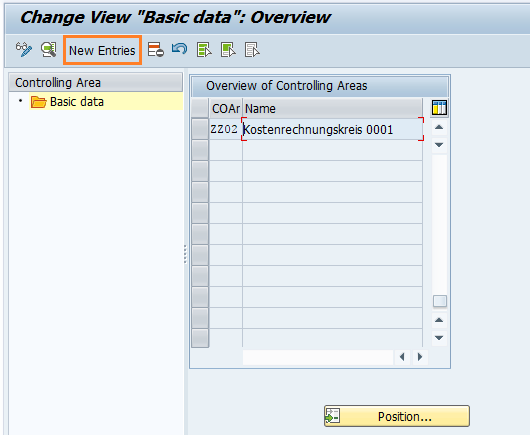 What is Controlling Area in SAP CO | How to Create CO Area