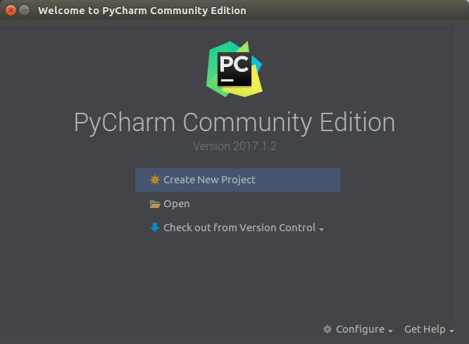 Create New Project - PyCharm IDE - Python Tutorial - www.tutorialkart.com