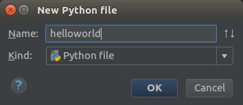 helloworld.py - PyCharm IDE - Python Tutorial - www.tutorialkart.com
