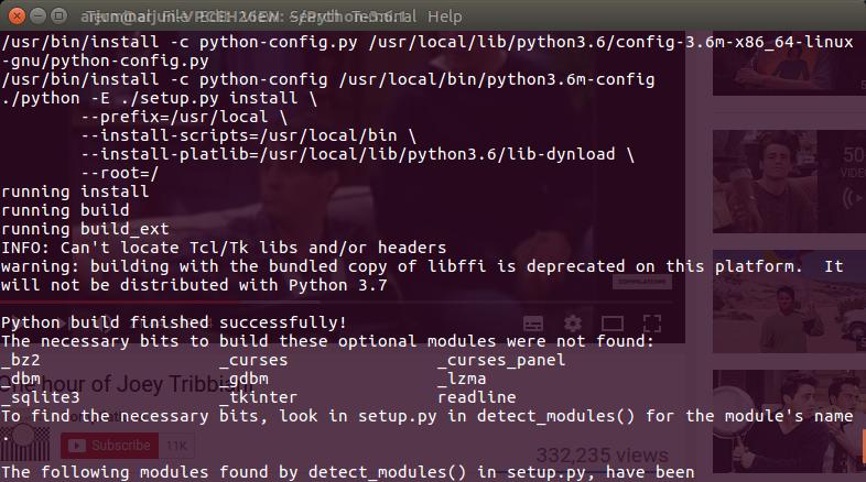Python Installation - Python Tutorial - www.tutorialkart.com
