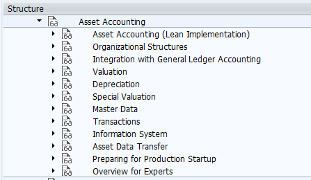 What is asset accounting in SAP
