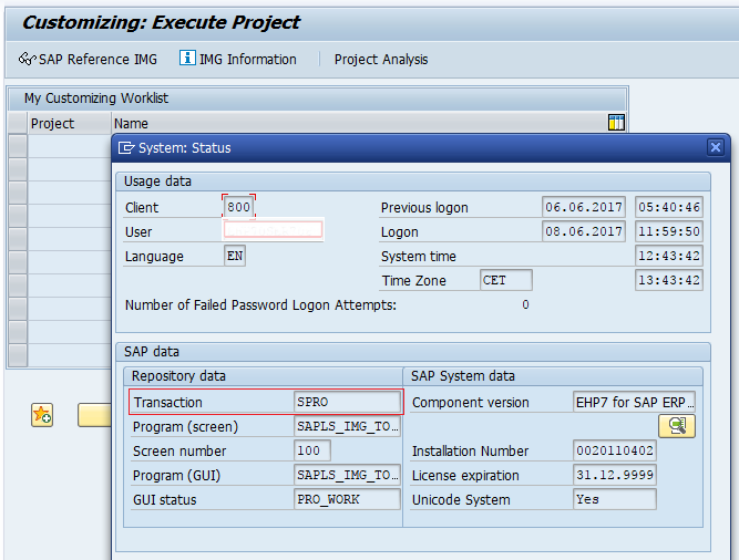 What is SAP Transaction Code   SAP TCode