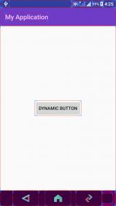 Create a new Button programmatically in Kotlin Android - Kotlin Android Tutorial - www.tutorialkart.com