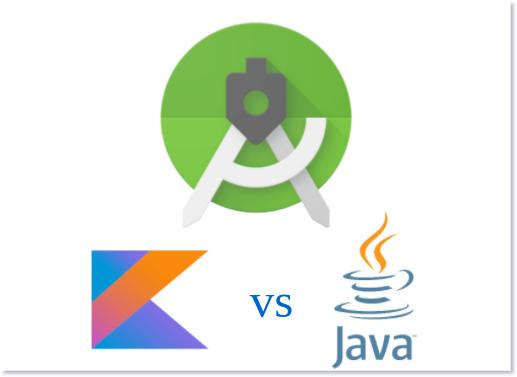 Kotlin vs Java in Android Application Development - Kotlin Android Tutorial - www.tutorialkart.com