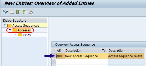 Accesses SAP