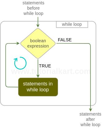 R While Loop