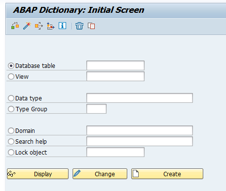 What Is Sap Abap Data Dictionary  Se11