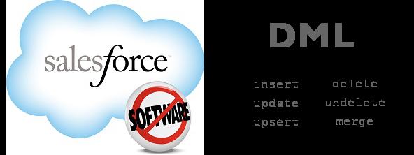 Salesforce Apex DML statements