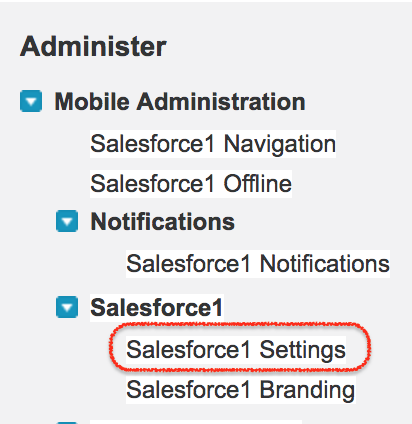 What is Salesforce1 ? Installing Salesforce mobile App