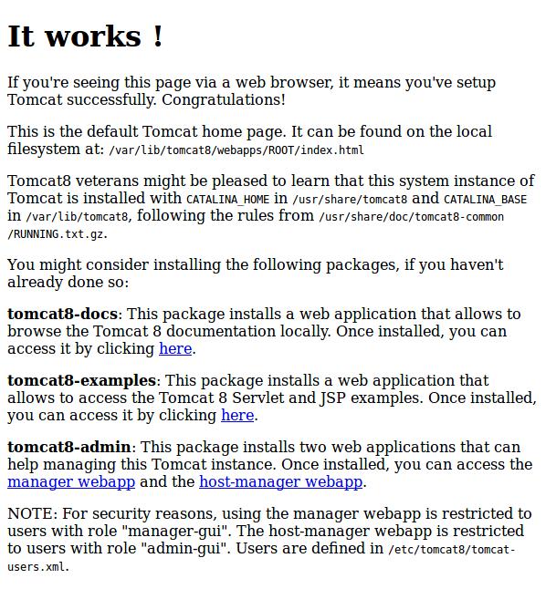 Apache Tomcat Tutorial