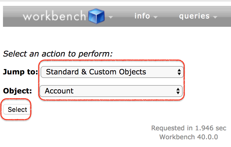 What is Workbench Salesforce ? workbench developerforce com