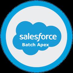 What is batch apex salesforce