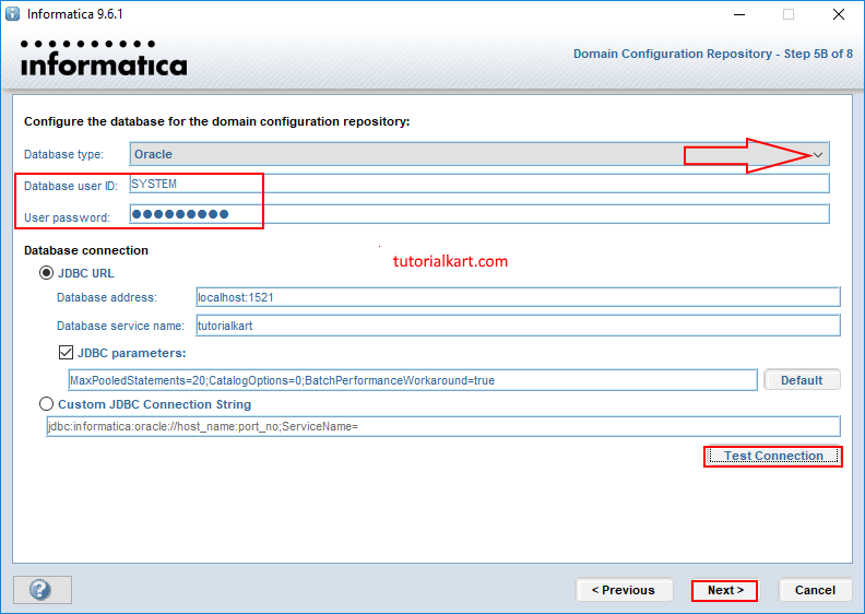 Informatica PowerCenter Installation Step by Step guide