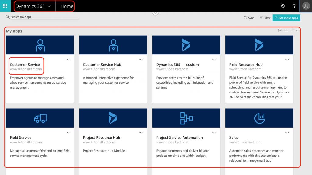 Microsoft Dynamics 365 Navigation - Step by Step