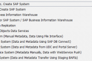 Types of Source Systems in SAP BW
