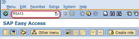 create flat file source system SAP tcode