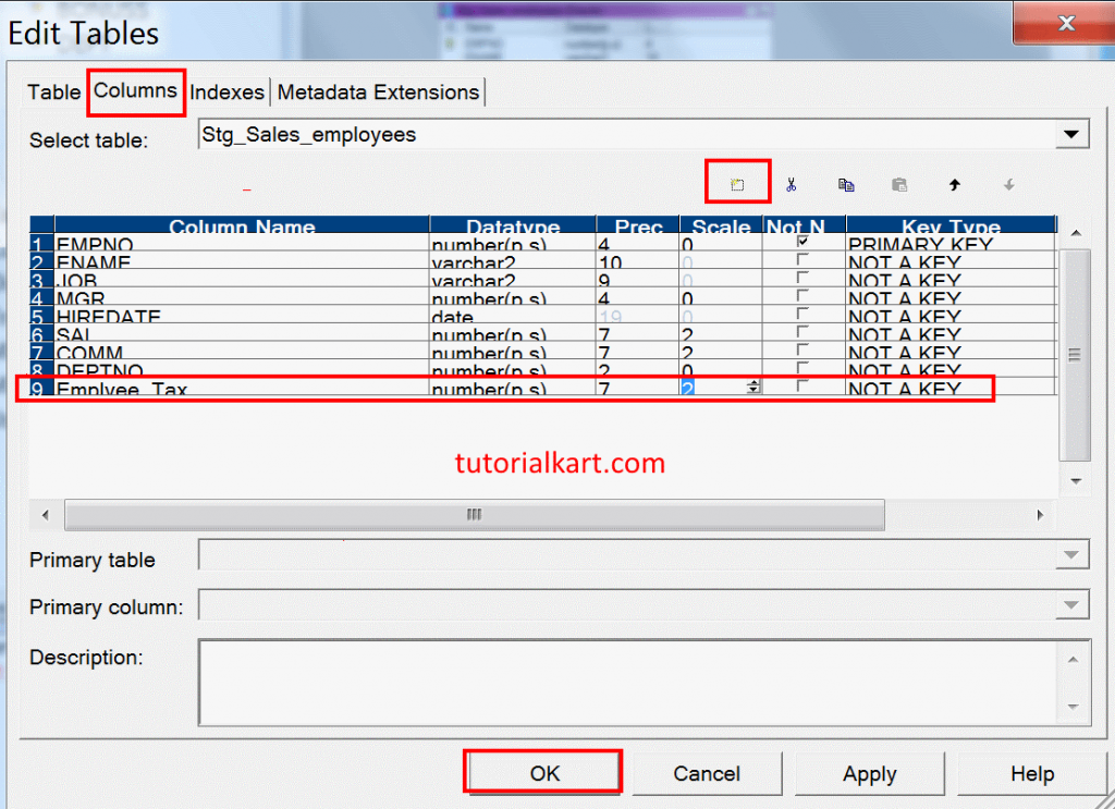 Create Rank Transformation in Informatica with example