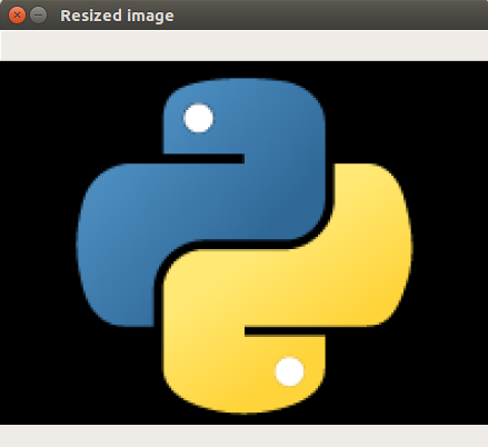 cv2 resize() - OpenCV Python function to Resize Image - Examples