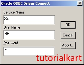 Creating ODBC Connection Informatica