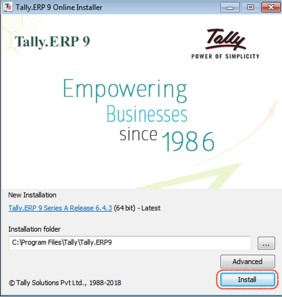 How to Download Tally ERP 9 and Install on Windows & Mac Computer