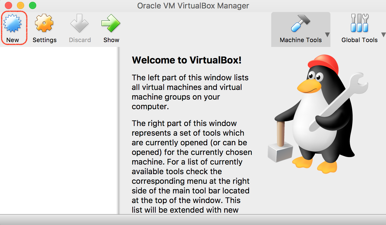 Oracle VM on MAC