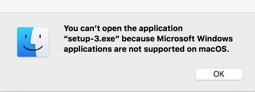 Tally on Mac error