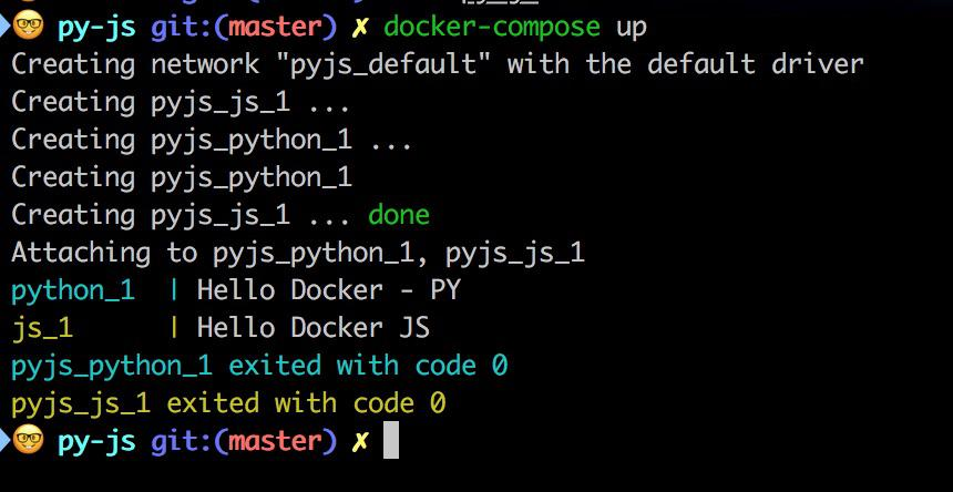 Docker Multi-Container Application Setup