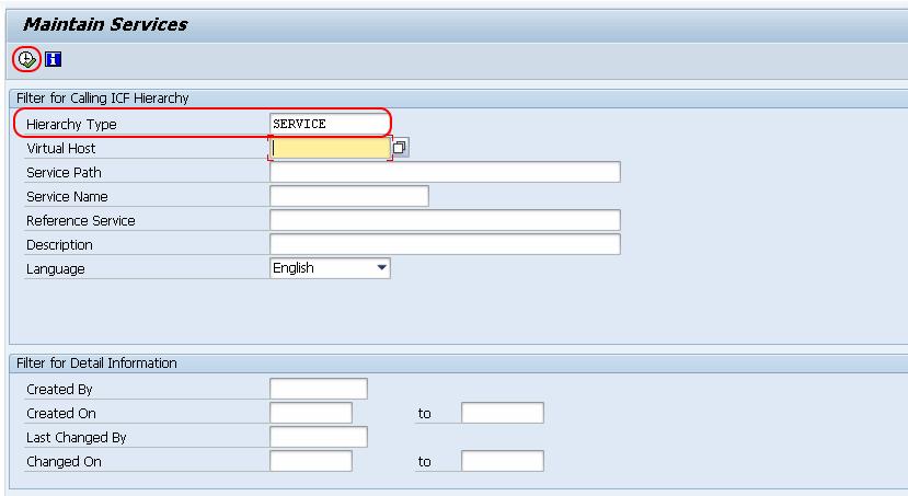 SAP GRC hierarchy type