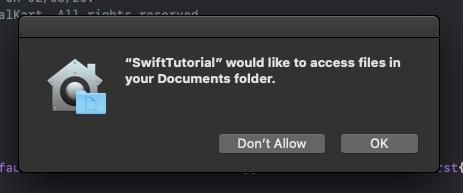 Swift - Read Text File