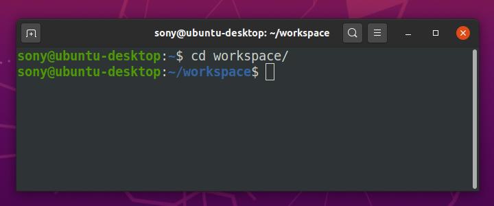 Step 1 - Linux Create File