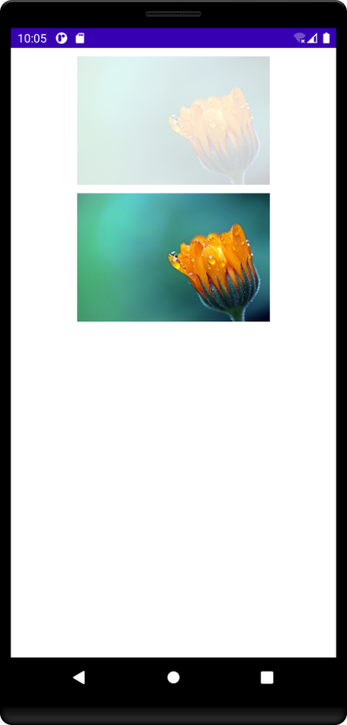 Android Compose - Set Transparency for Image